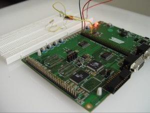 Historia de Arduino - Segundo Prototipo del proyecto Wiring