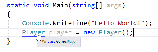 Espacios de nombres en C#