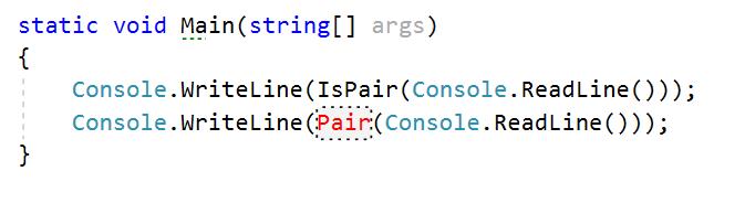 Métodos Locales en C#