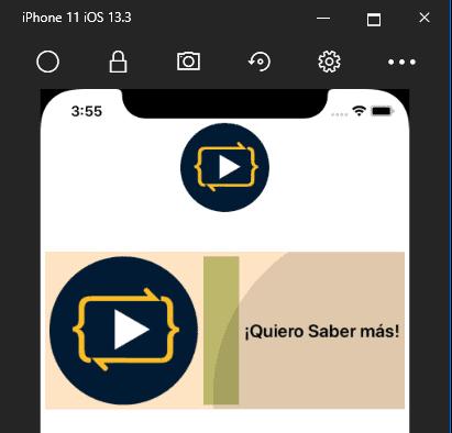 Efecto Ripple en iOS