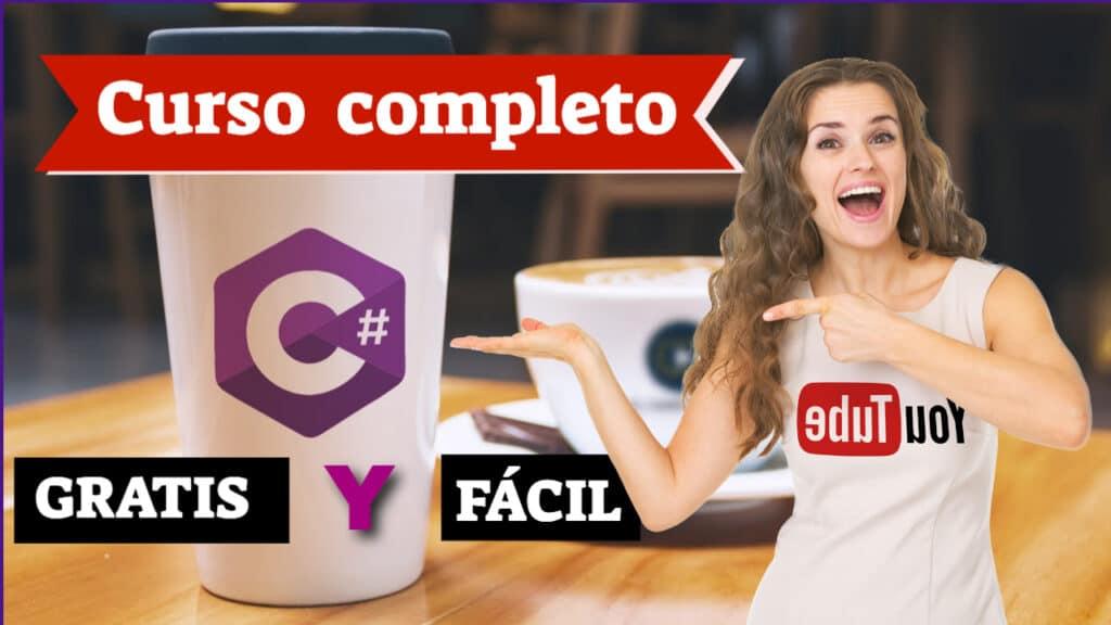 curso gratis C#